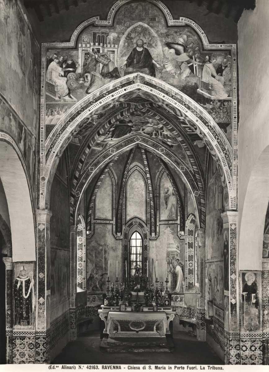 FONDAZIONE ZERI | CATALOGO : Maestro di Santa Maria in Porto Fuori, Giudizio Universale con le storie dell'Anticristo