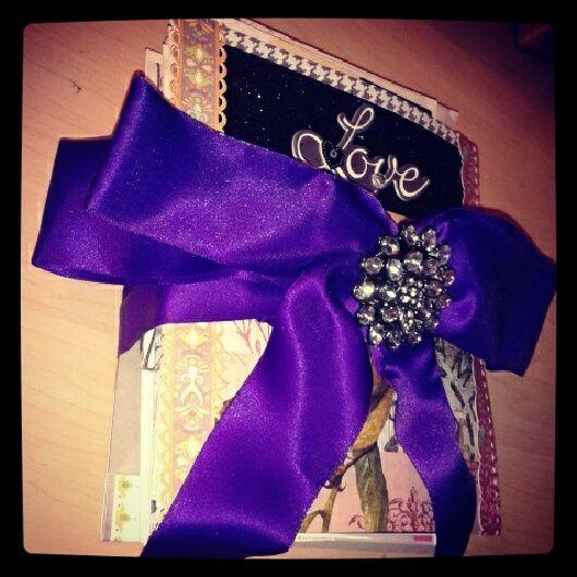 Diy Wedding Card Storage