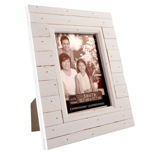 White Salvage Chic Frame Expressions By Studio Decor 8 X 10 Michaels Frame Decor Shabby Chic Frames