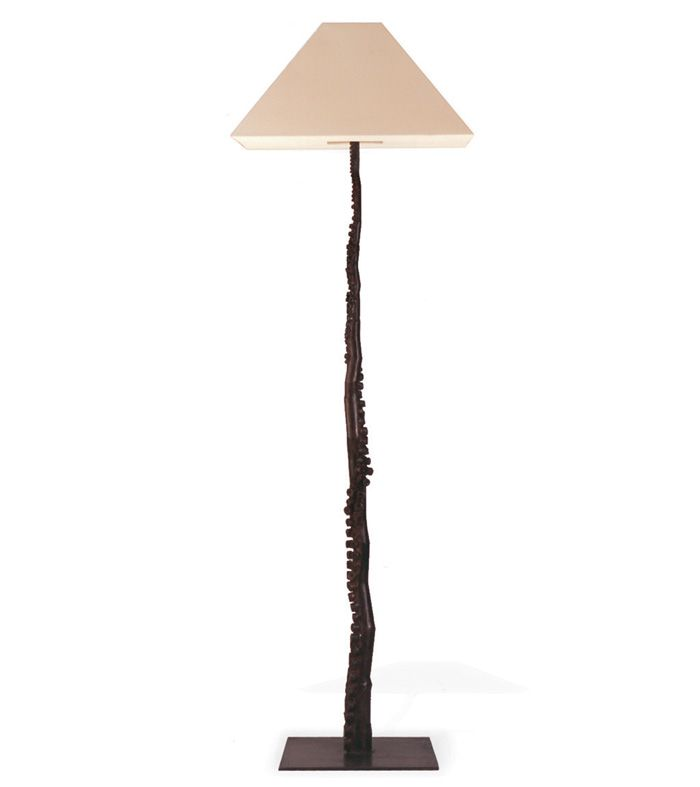 10 Stylish Floor Lamps From Luxe To Less Floor Lamp Brass