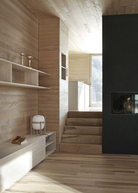 Holzhaus Architektur Innenarchitektur Design Fur Zuhause