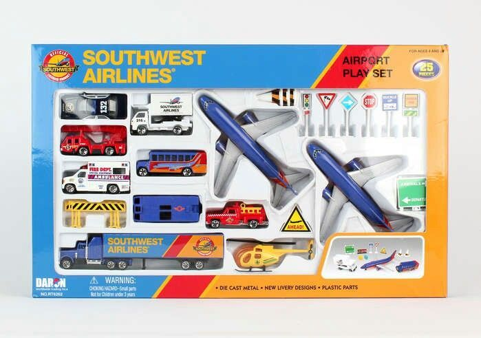 Airlines Toys 62