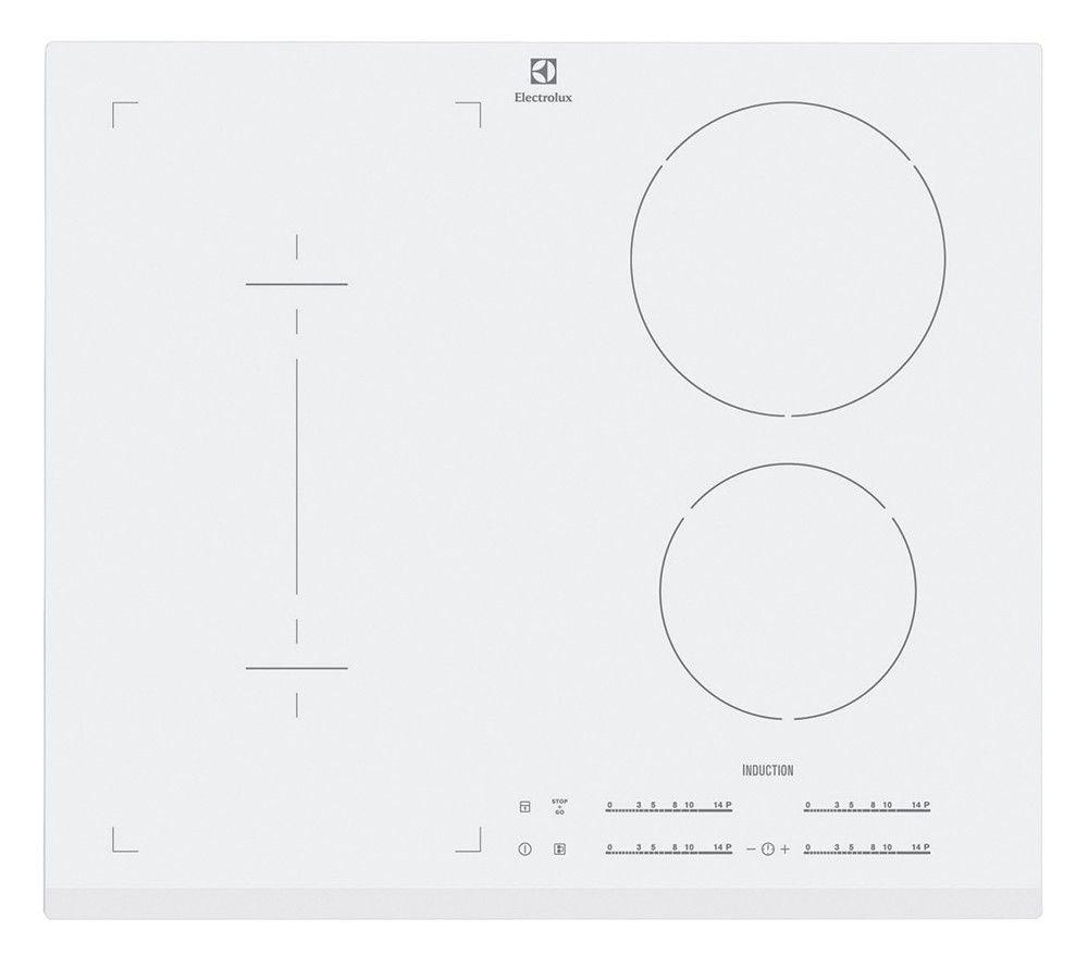 Electrolux EHI6540FWP - Valkoinen induktiotaso