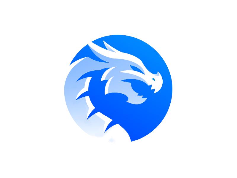 Dragon Logo Design Logo Design Lion Logo Dribbble