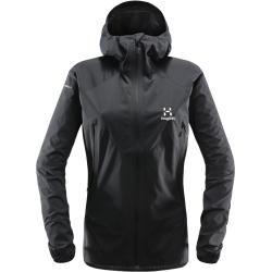 Haglöfs W L.I.M Proof Multi Jacket | Xs,s,m,l,xl,xxl | Schwarz | Damen Haglöfs #ponchodress
