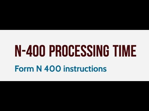 What Is The N400 Processing Time What Is The N400 Processing Time