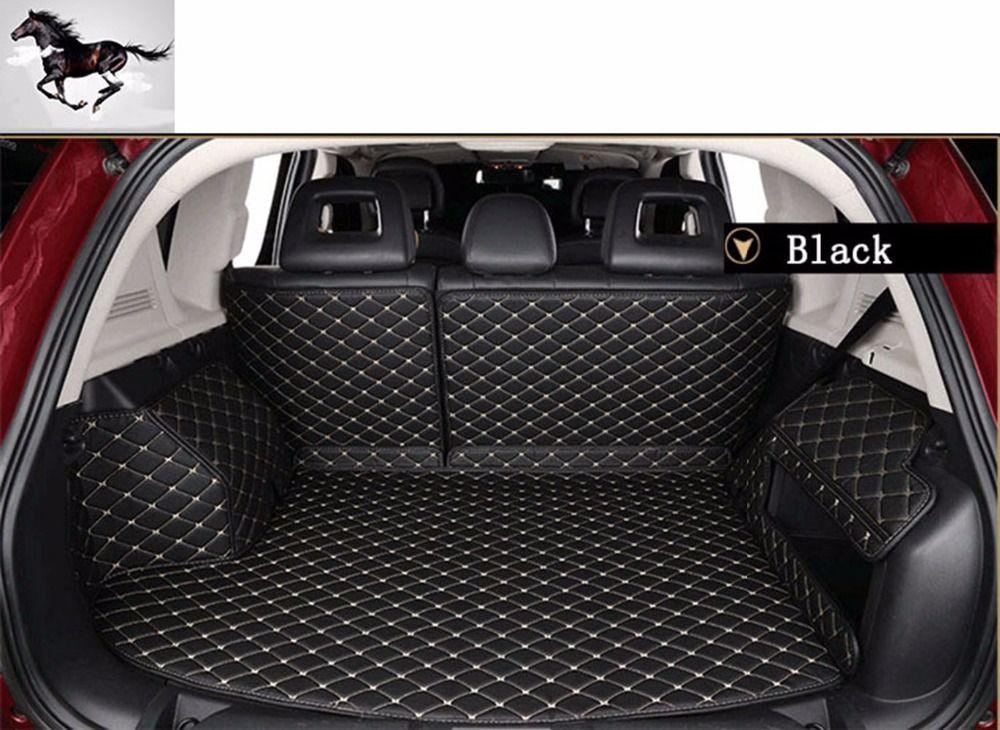 Topmats trunk mats for VOLVO XC60 cargo cover cargo trunk