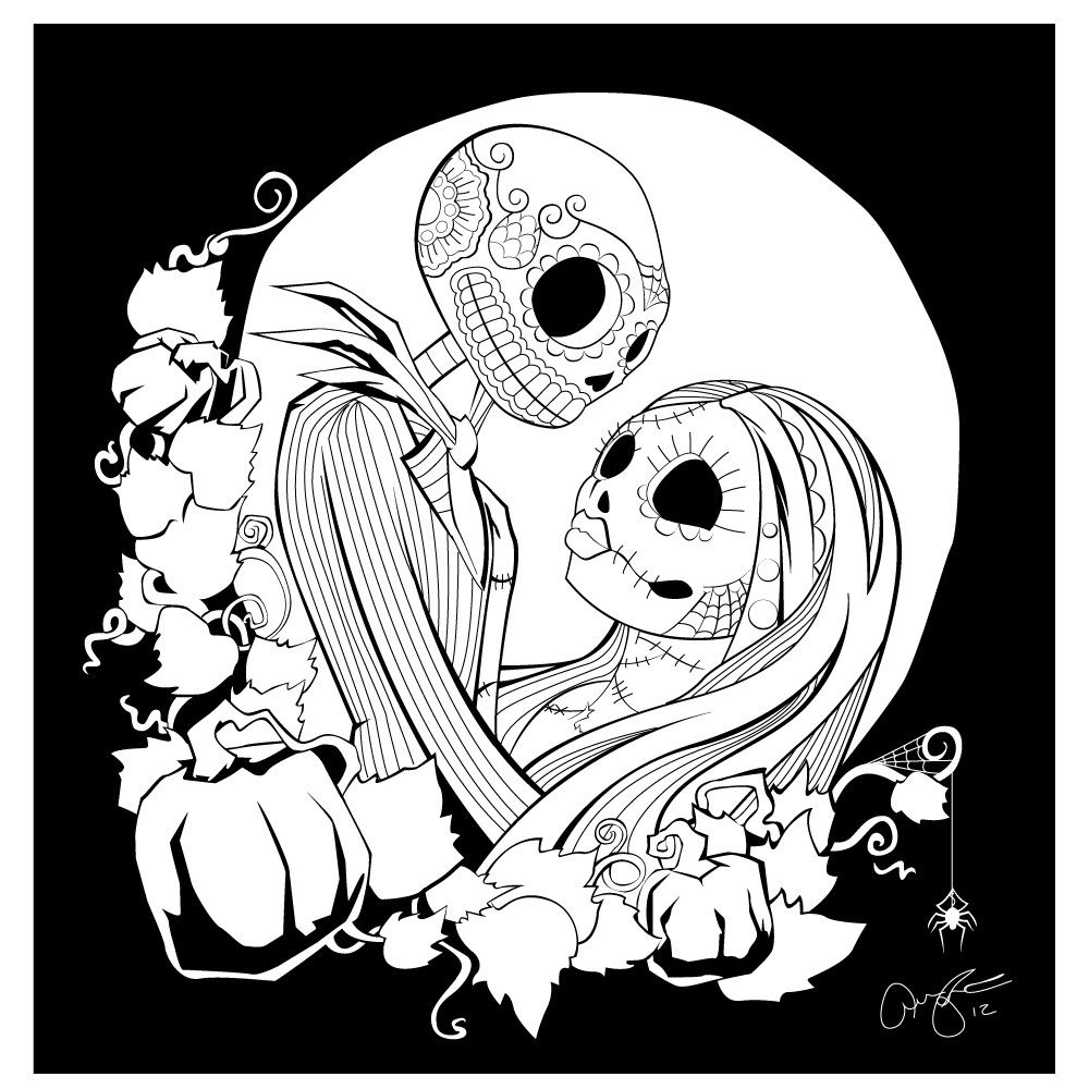 Jack and Sally in \