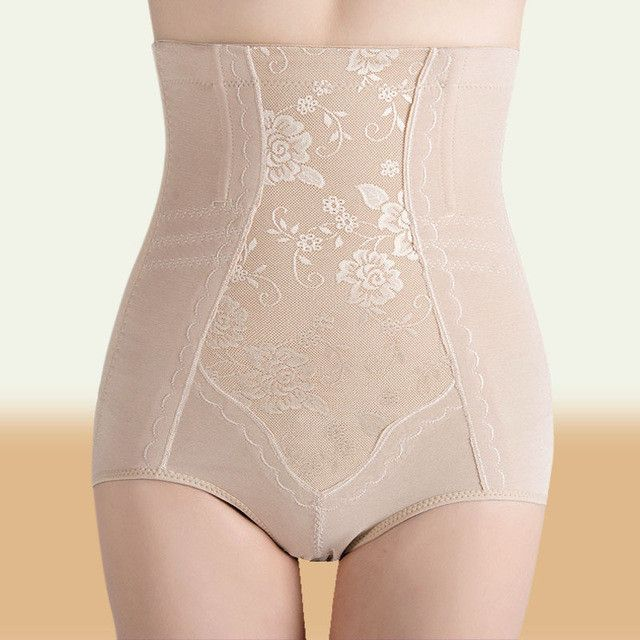 ca55eae9fff 2017 Women Spanx Shapewear Control Panties 2 Color Avaliable Size 5XL  Postpartum Rehabilitation Buttock Lifting Trousers MT357