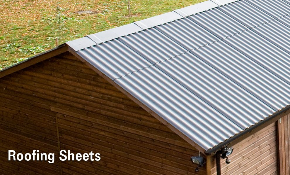 corrugated roof panels profile view Buy online roofing
