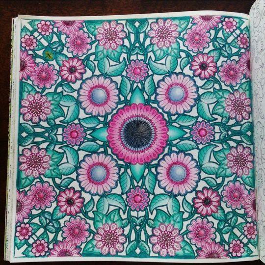 Johanna Basford | Colouring Gallery | Johanna Basford\'s Books <3 ...