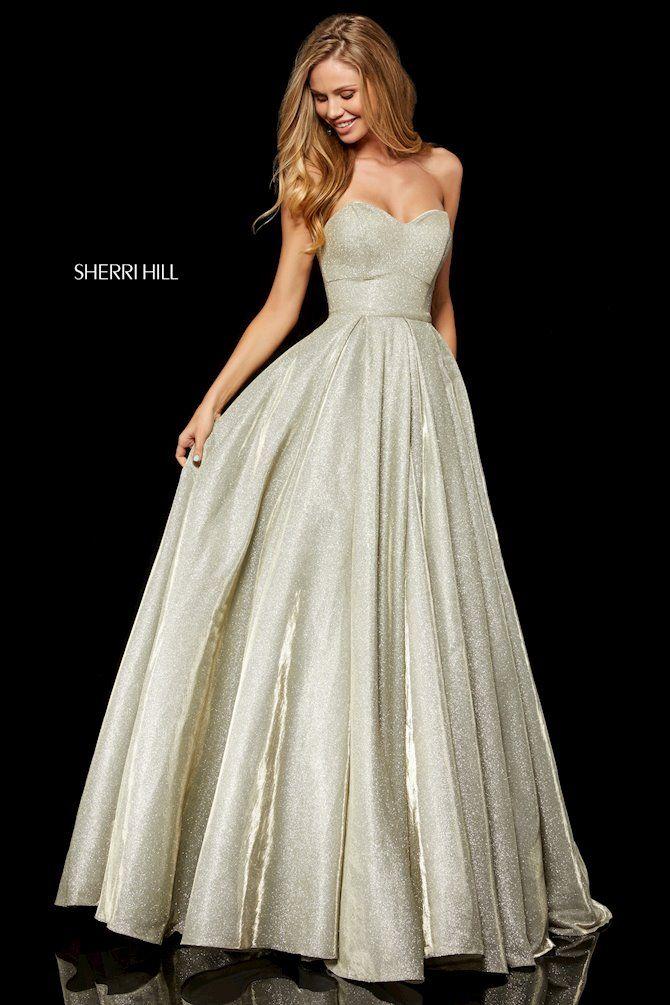 Sherri Hill 52391 In 2020 Sherri Hill Prom Dresses