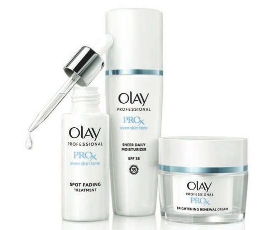 Olay Professional Pro-X Even Skin Tone Brightening Renewal Cream, 1.7 oz Payot Les Demaquillantes Gelee Gommante Douceur Exfoliating Melting Gel Salon Size 200ml/6.7oz