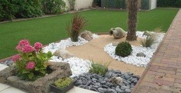 Jardin min ral et v g tal ulv creation de jardin for Jardin zen particulier