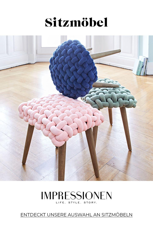 Hochwertige Sitzmöbel