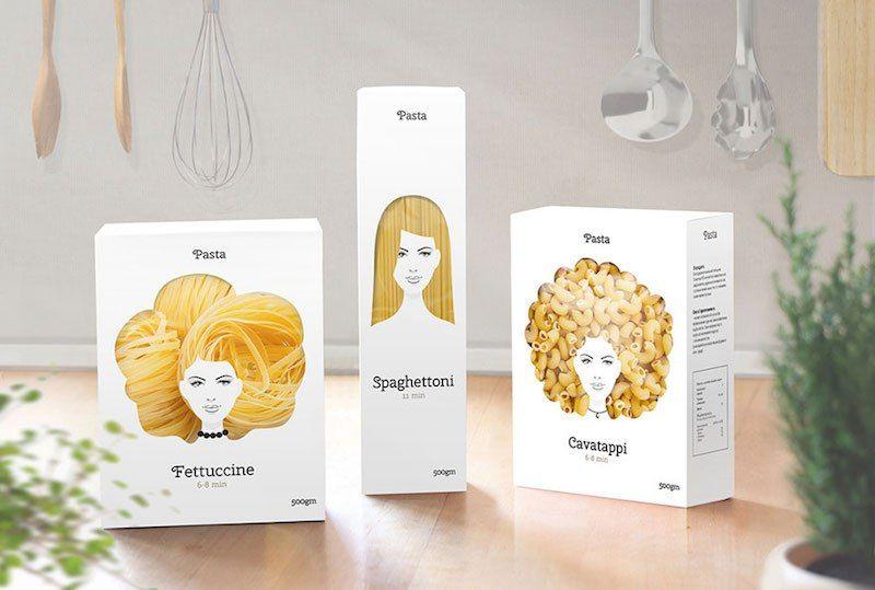 http://www.wtf-ivikivi.de/creative-packaging-design-turns-pasta-into-hair/