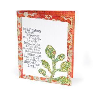 Imagination Vine Card