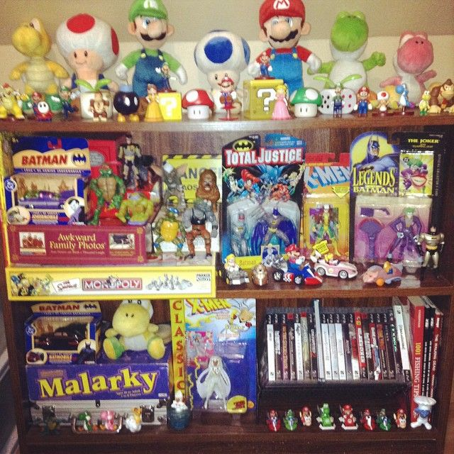 #toy #collector #vintage #comicbook #nintendo http://instagram.com/p/sKjYwsI6qu/?modal=true