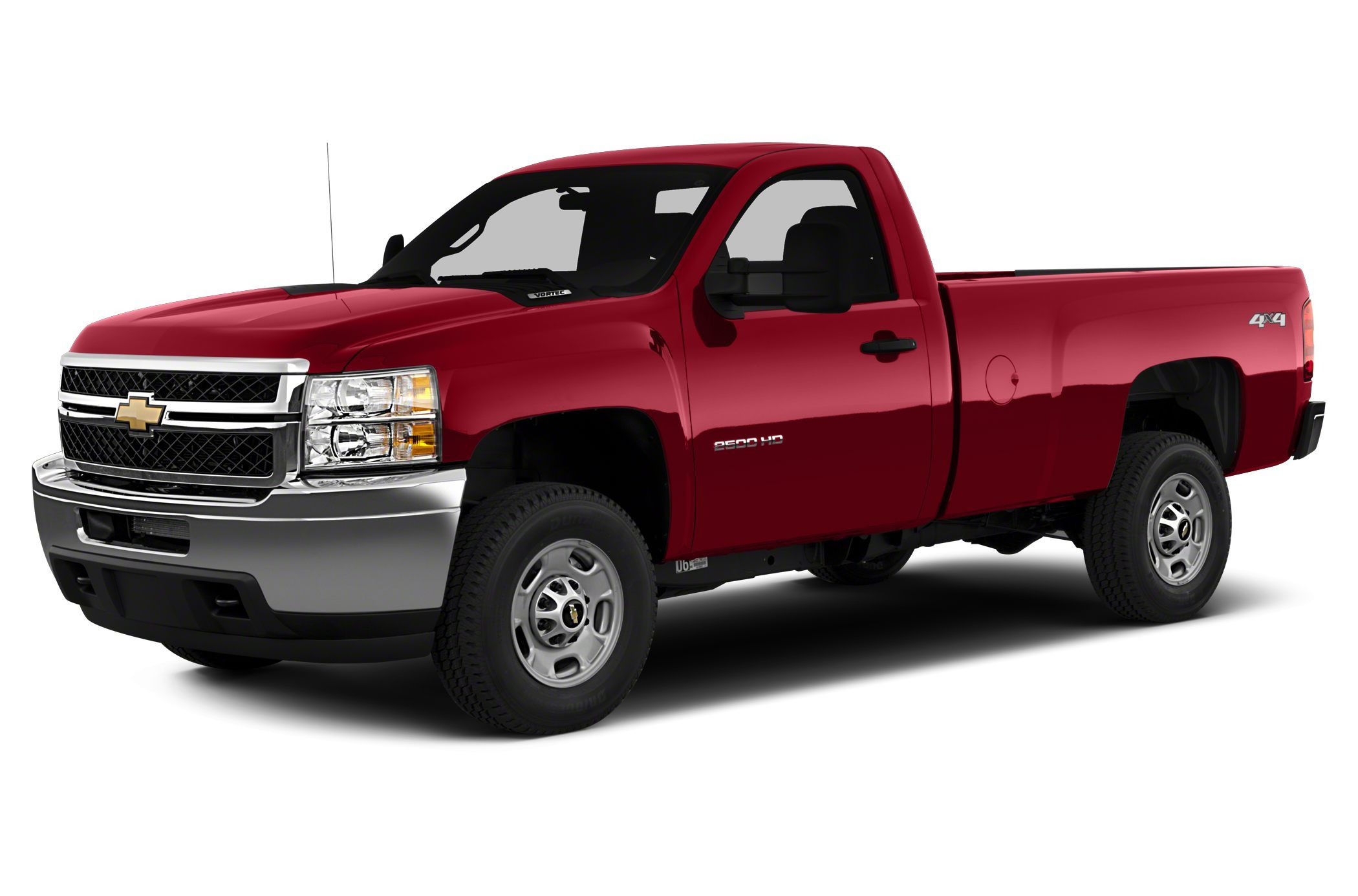 Red 2014 Chevrolet 3500 HD Truck Chevrolet silverado