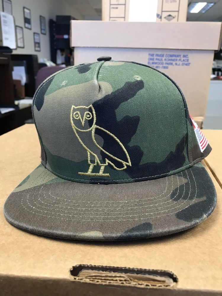 02e773c7e8a OVO Owl Camoflauge Snapback Hat Camo Flag Drake Finesse Octobers Very Own  Six 6  fashion  clothing  shoes  accessories  mensaccessories  hats (ebay  link)
