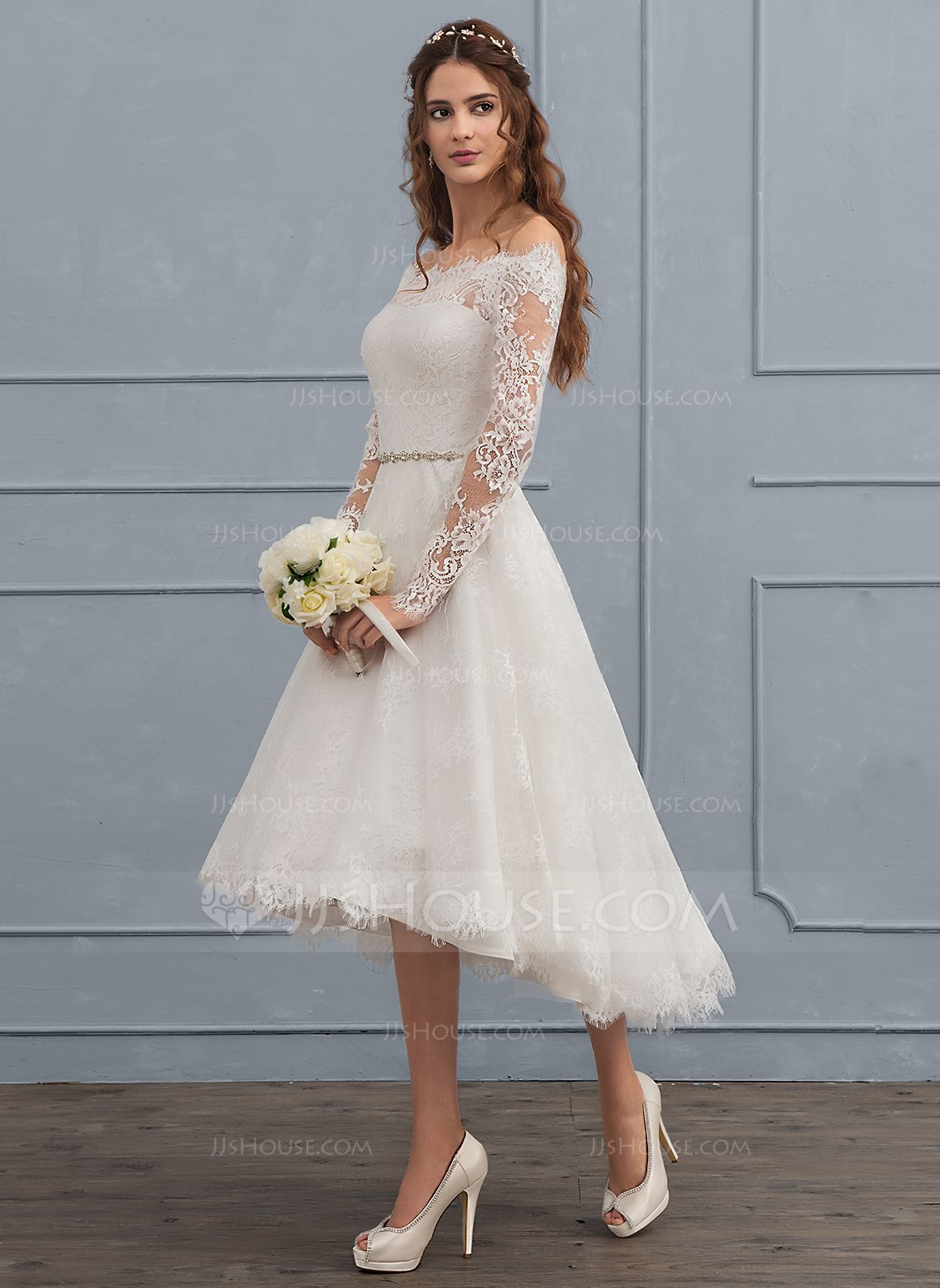 Unusual Vestido Novia Cortos Images - Wedding Ideas - memiocall.com