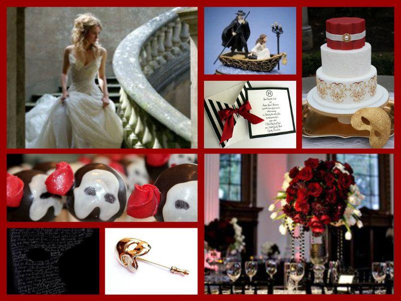 Phantom Of The Opera Wedding Theme Probably Wouldnt Really Do It