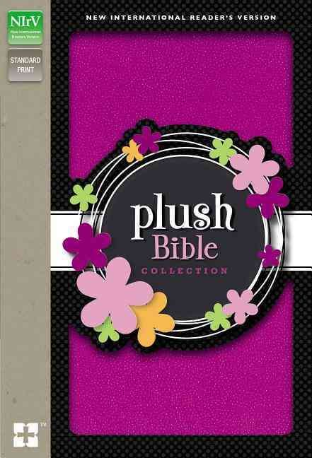 Holy Bible: New International Reader's Version, Sparkle, Plush Bible Collection