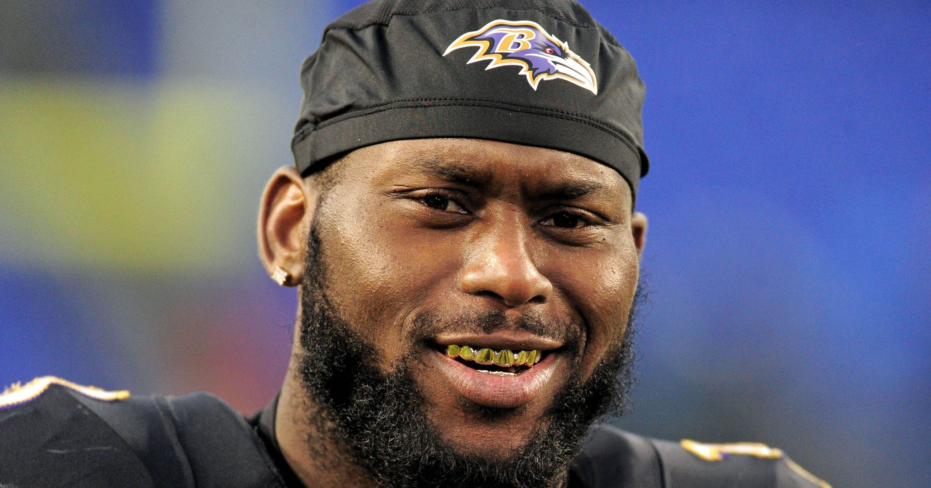 Ex-Ravens S Matt Elam arrested on suspicion of battery, grand theft - USA TODAY