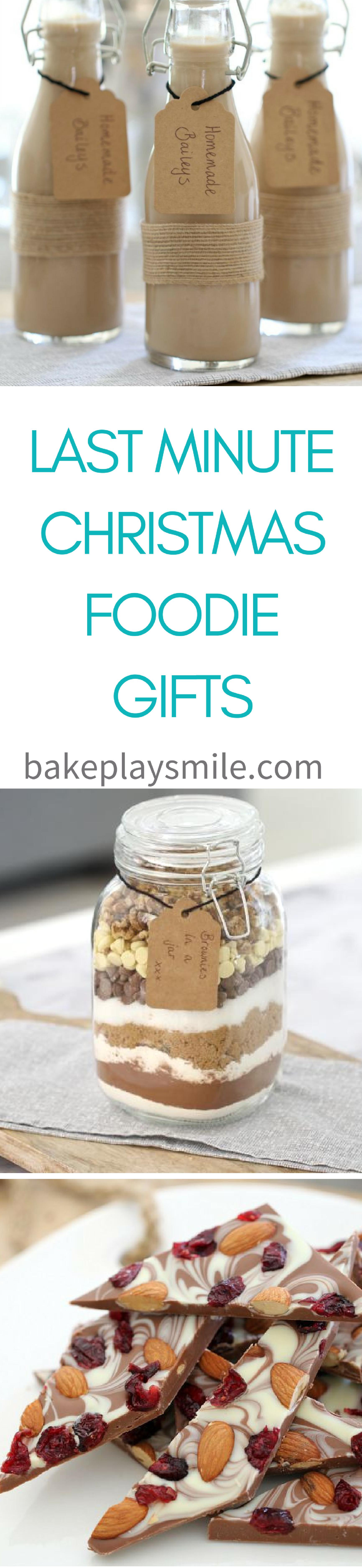 10 Last Minute Christmas Foodie Gifts   Ötletek   Pinterest ...