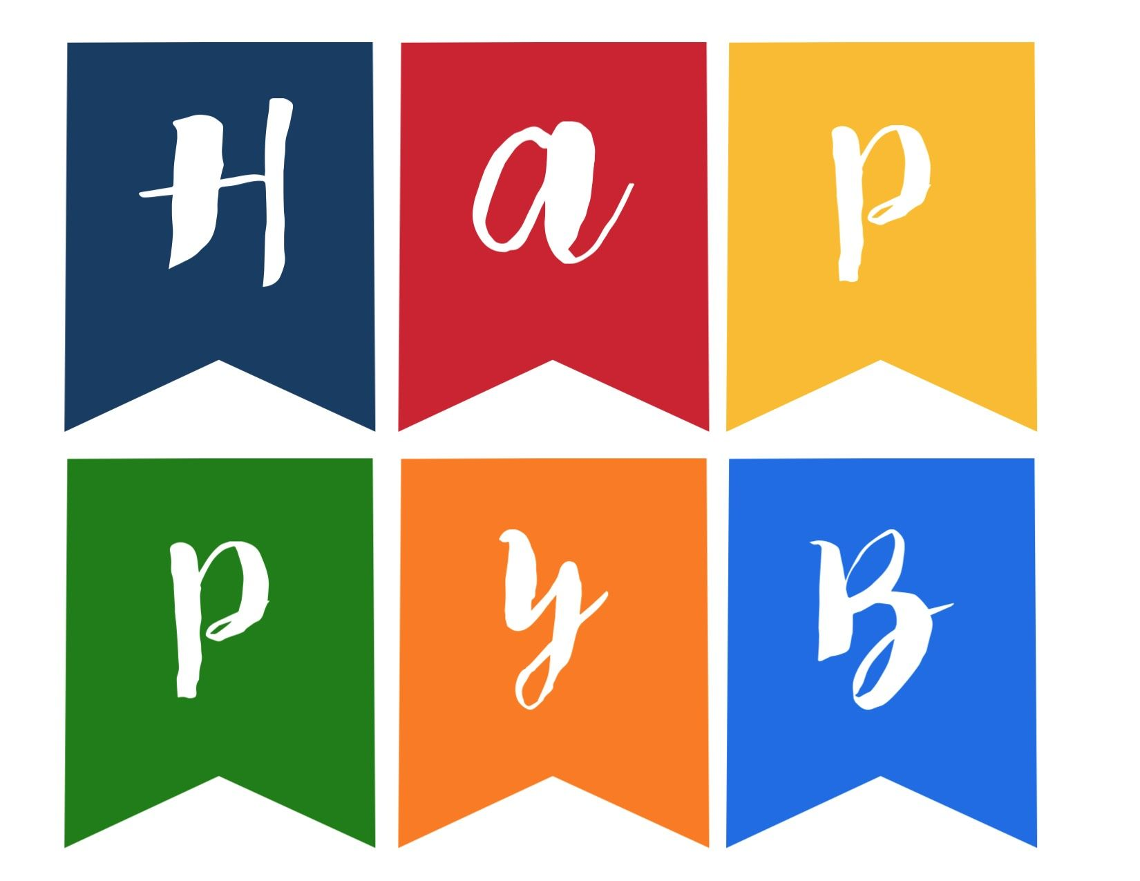 Pin by Martha kihlgren on Party | Happy birthday banner ...