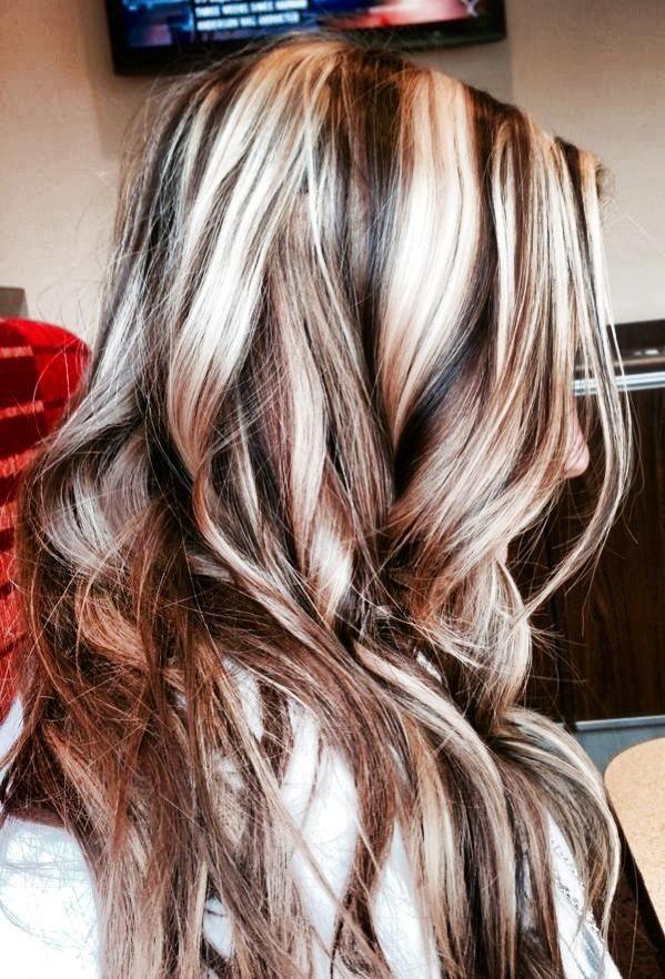 Dark Lowlights Hair Make Up In 2018 Pinterest Hair Hair