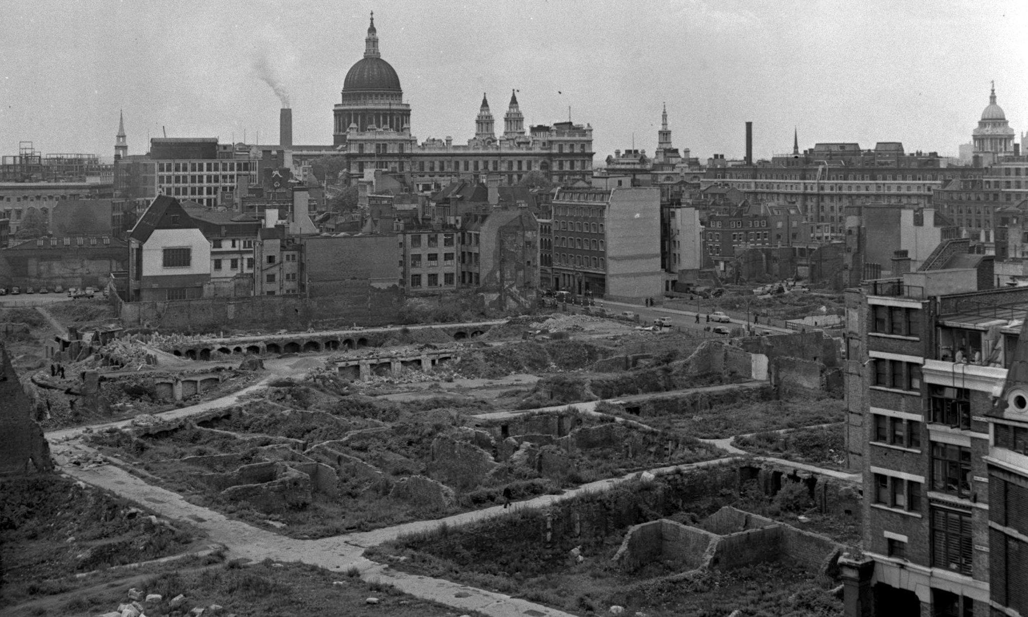 From Cripplegate to Agar Town: inside London's vanished neighbourhoods
