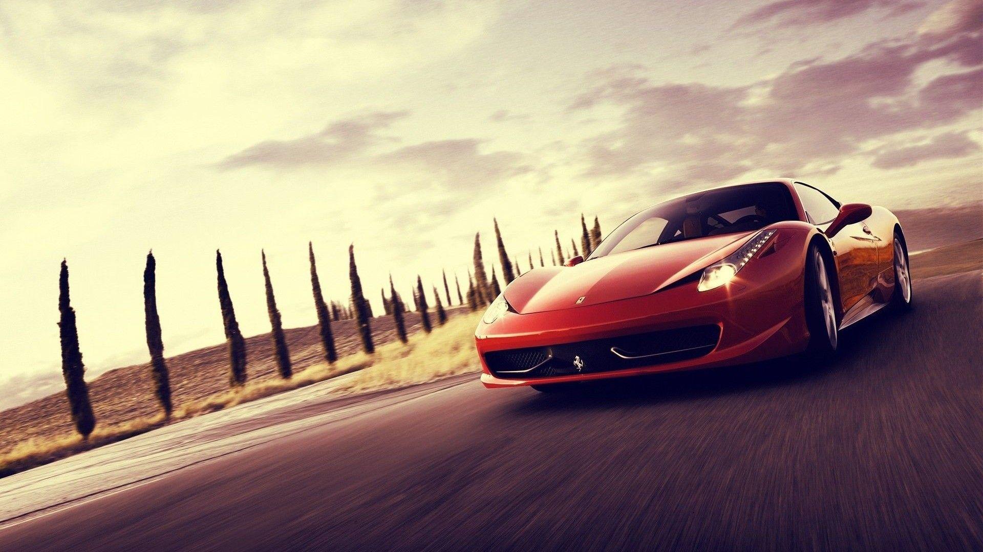 Car Desktop Backgrounds 2021 Live Wallpaper Hd Ferrari Italia Sports Car Wallpaper Car Wallpapers