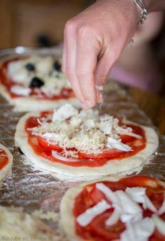 Faire sa pâte à pizza maison | Jujube en cuisine
