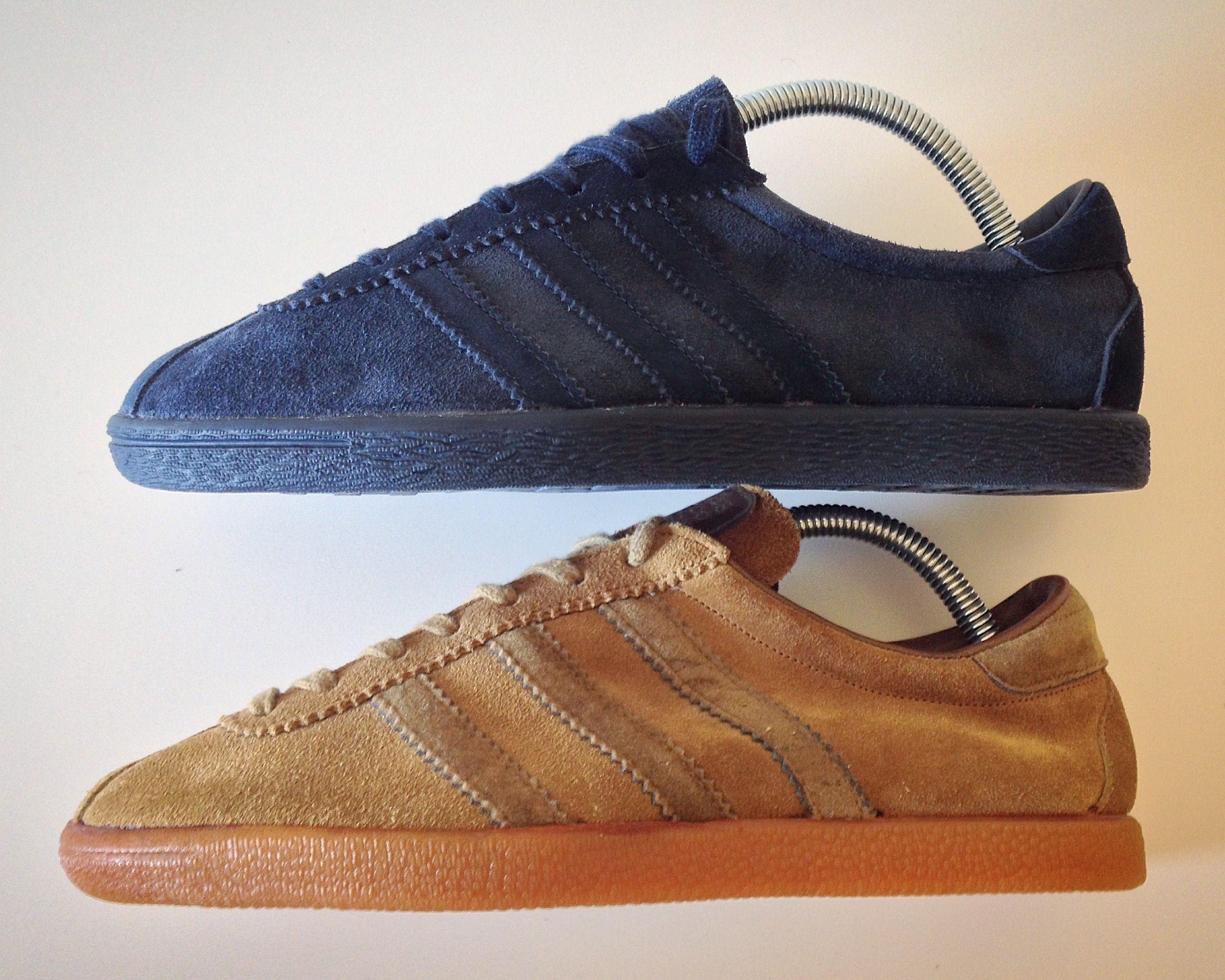 Adidas Tobacco Rouge/Or 3jXfCGBP1