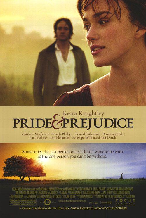 Pride Prejudice 2005 Dicas De Filmes Filmes Posters De Filmes