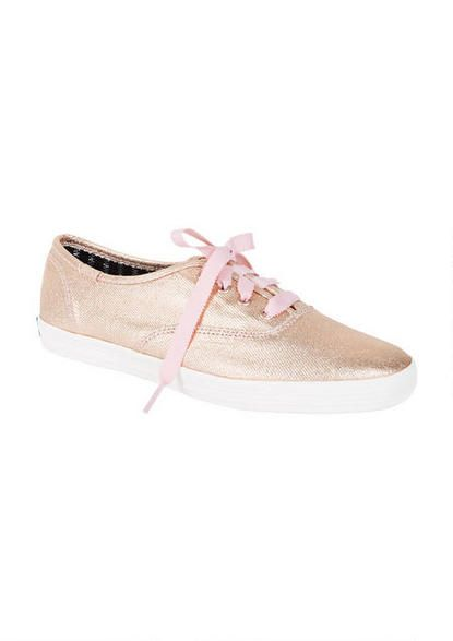 9a81538e48cc maybe these will do... Keds Champion Metallic