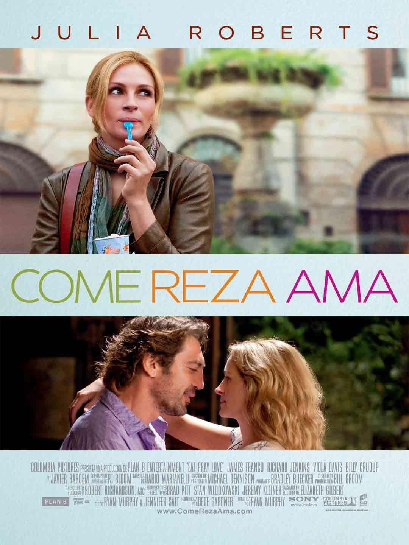No Solo Leo Libro De Cine Come Reza Ama Come Reza Ama Peliculas De Amor Peliculas