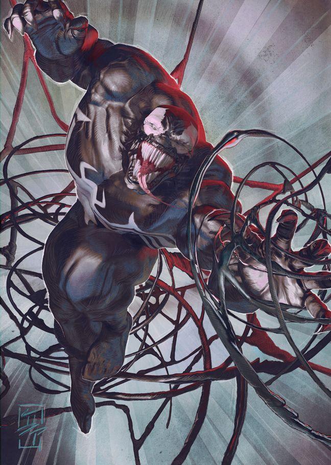 #Venom #Fan #Art.(Venom) By: Grantparsley. (THE * 5 * STÅR * ÅWARD * OF: * AW YEAH, IT'S MAJOR ÅWESOMENESS!!!™)[THANK Ü 4 PINNING!!!<·><]<©>ÅÅÅ+(OB4E)
