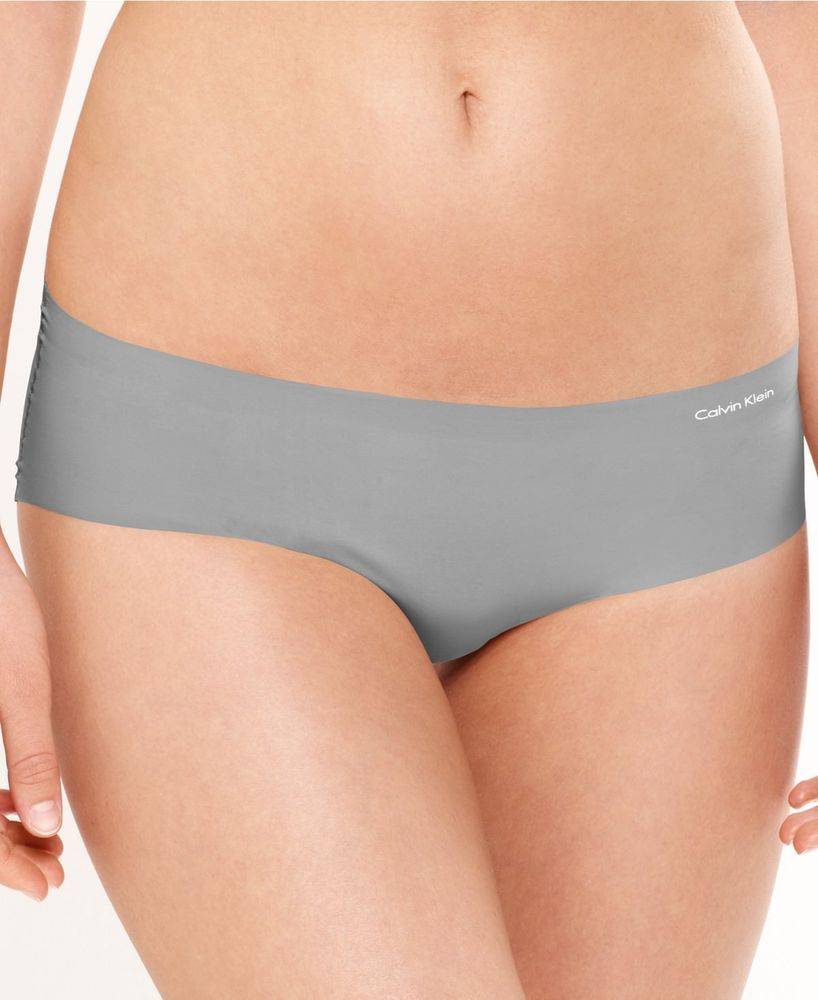 286c8151e4907d Calvin Klein Invisible Hipster Panty Gray Size XL  CalvinKlein  Hipsters   Everyday