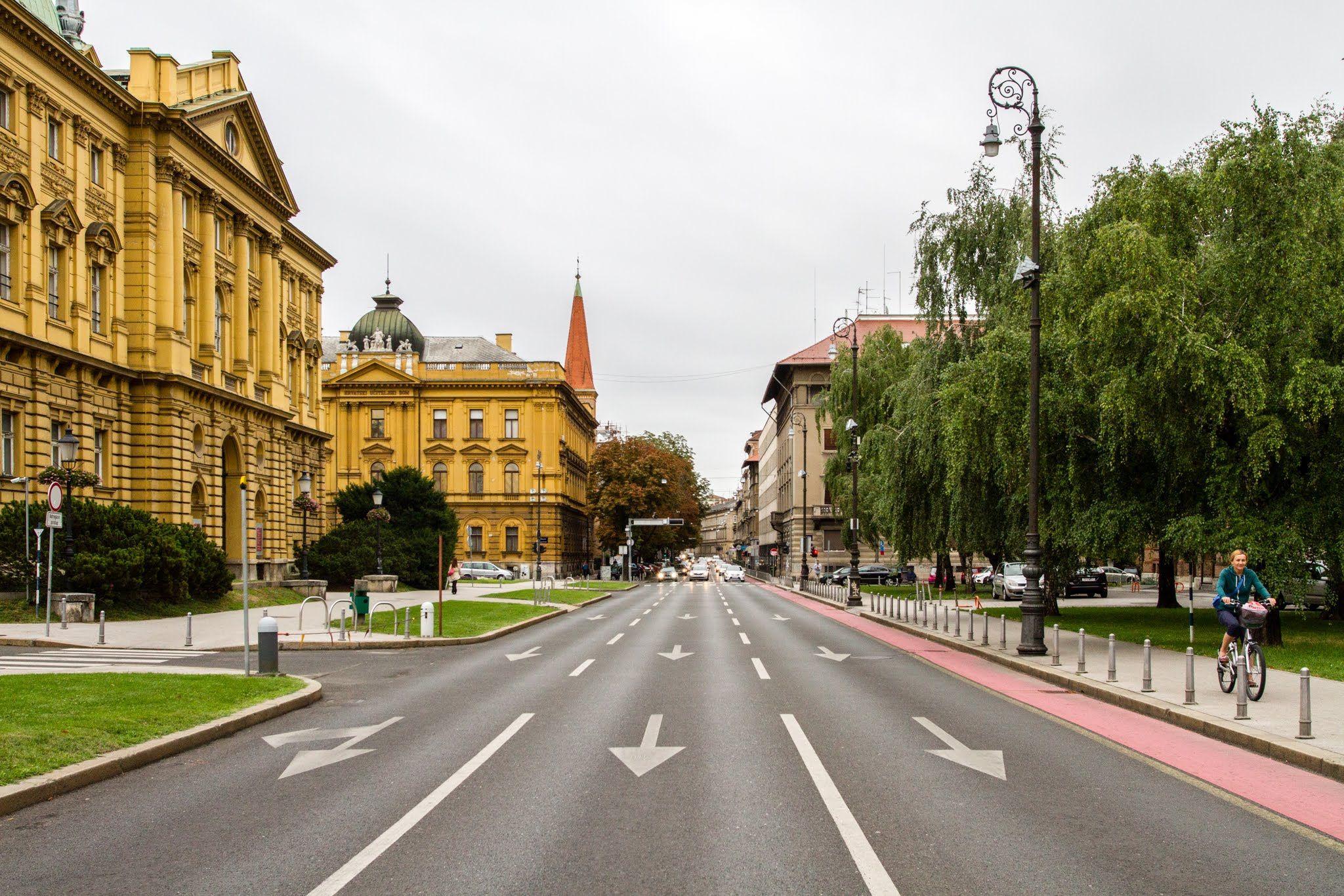 Pin Pa Zagreb Croatia