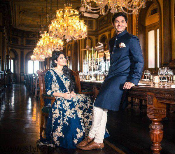 Sania Mirzas Sister Anam Wedding Pictures