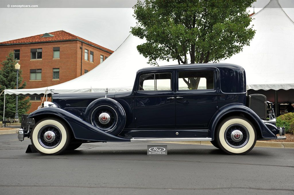 1933 Packard 1005 Twelve Image | Automobiles & a Few Trucks - 1930s ...