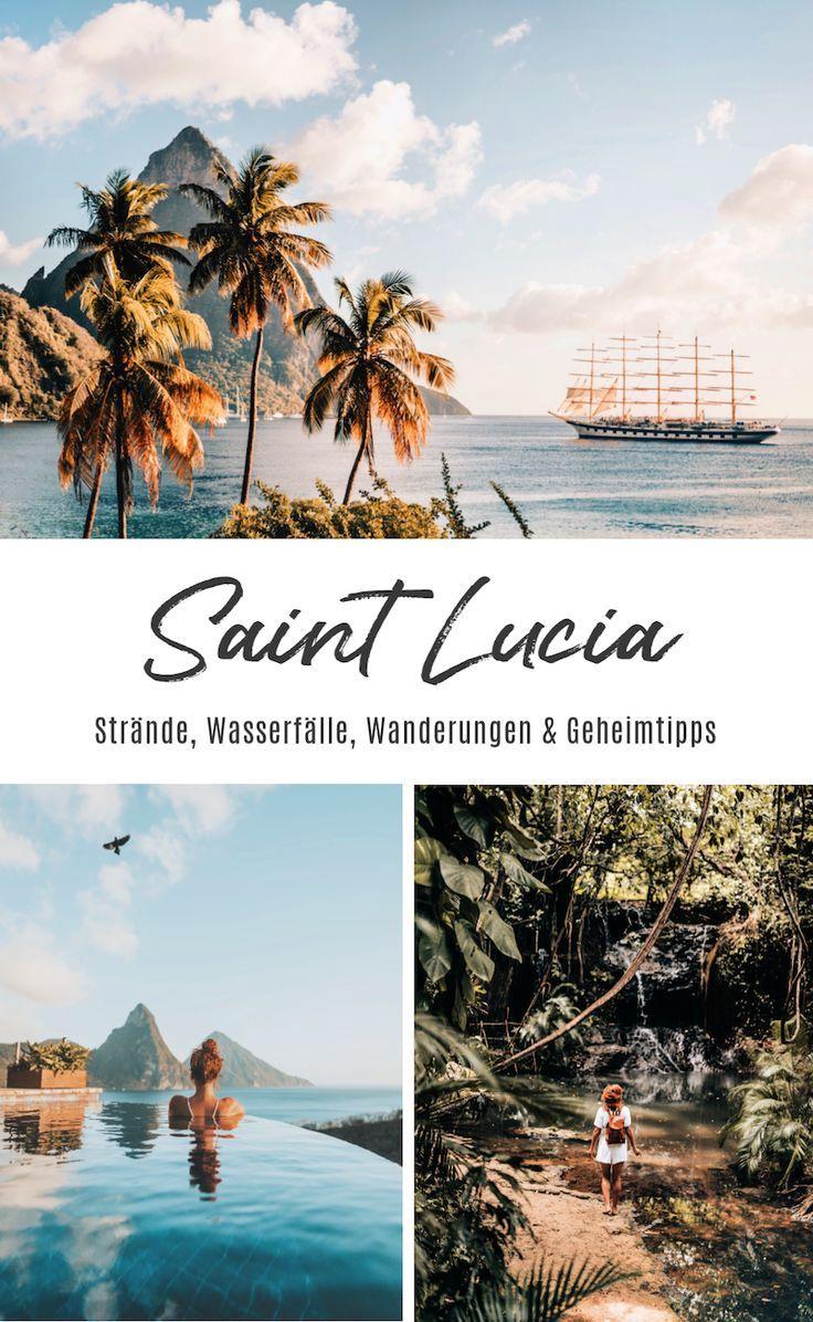 Saint Lucia Guide: Strände, Wasserfälle, Wanderungen & Geheimtipps