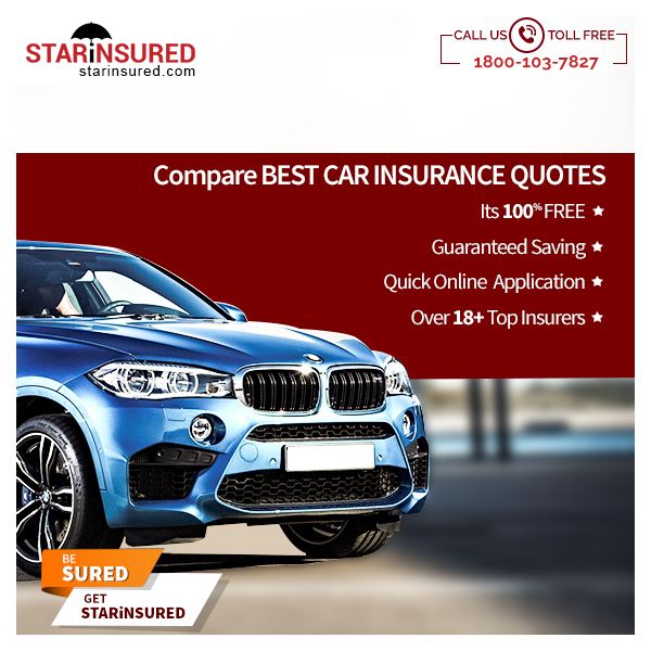 Compare Online Car Insurance Quotes Easily STARiNSURED