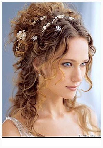 nice Tips to Find the Right Wedding Hairstyles for Round Faces ...