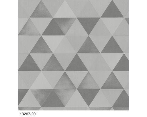 Vliesbehang Grafisch Grijs Kopen Bij Hornbach Geometrische Achtergrond Grijs Behang Grafisch