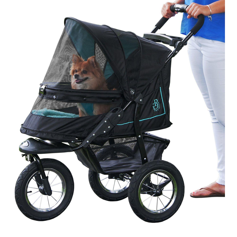Pet Gear NV NoZip Sky Line Pet Stroller, For pets up to