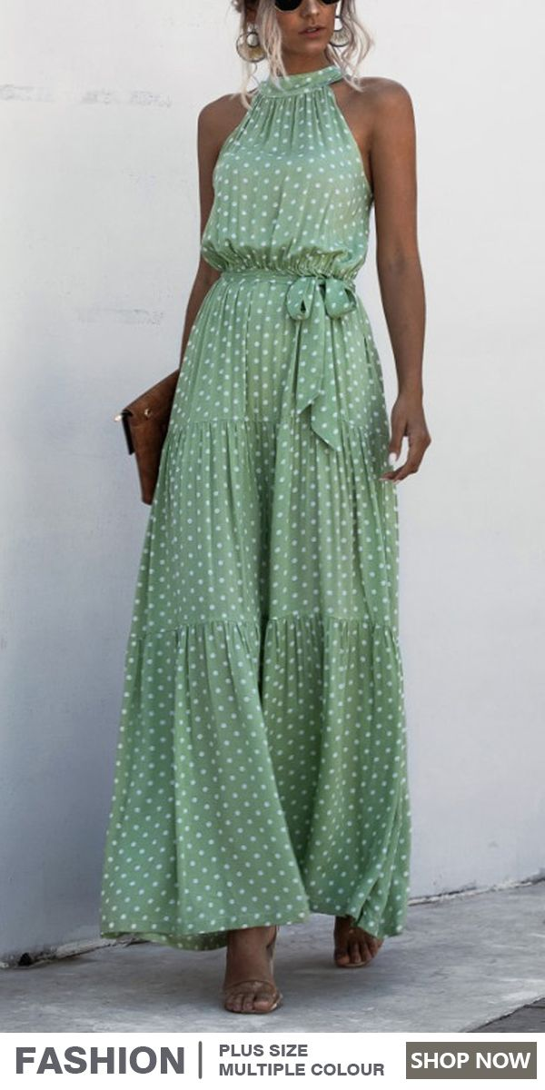 Photo of Printed Sleeveless Dress