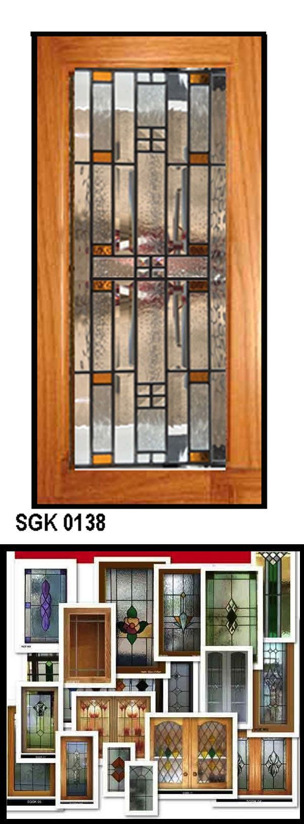 Stained Glass Windows 151721 Kitchen Cabinet Door Stain Glass Insert Wow Buy It Now Only Glass Kitchen Cabinets Stained Glass Cabinets Stained Glass Door